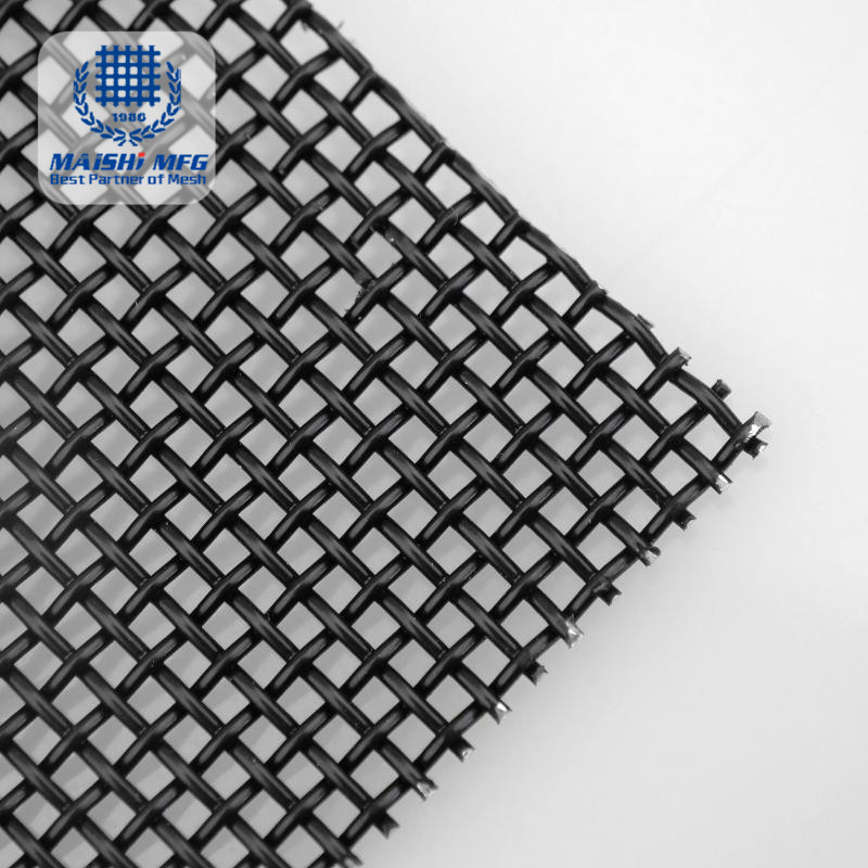 0.9mm Thicker Wire Anti-theft Stainless Steel Security Mesh
