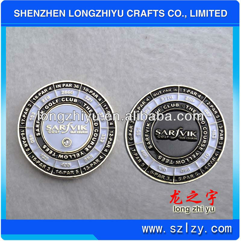 Commemorative iron magnetic enamel metal coin medal custom replica military challenge coin