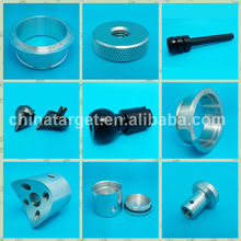 cnc mill parts machined billet aluminum manufacturing service