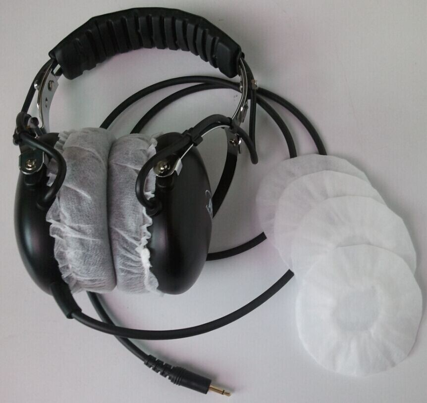 Disposable Non woven Hygienic Sanitary Headphone Cover