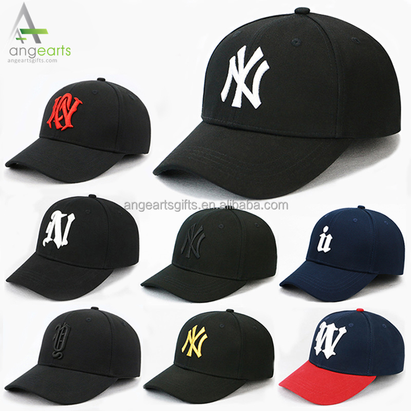 Hot Sale pure color Embroidery Baseball Cap Custom Baseball Hat Sport Cap For best price
