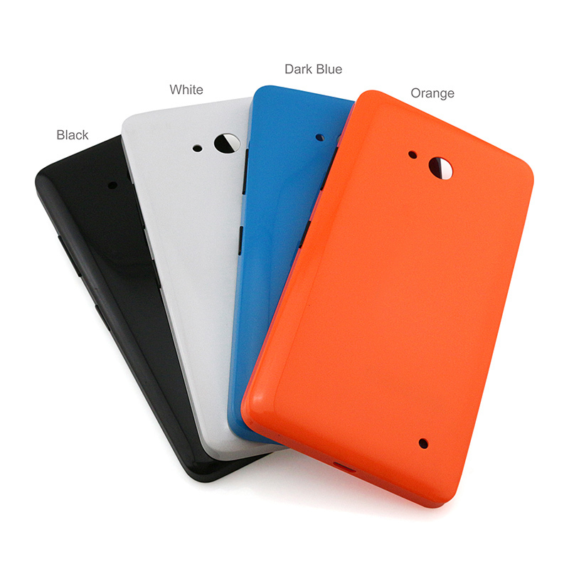 New Mobile Phone Housing cover case for Nokia lumia 640 Battery Cover Back  shell Back case Cover for Microsoft Lumia 640