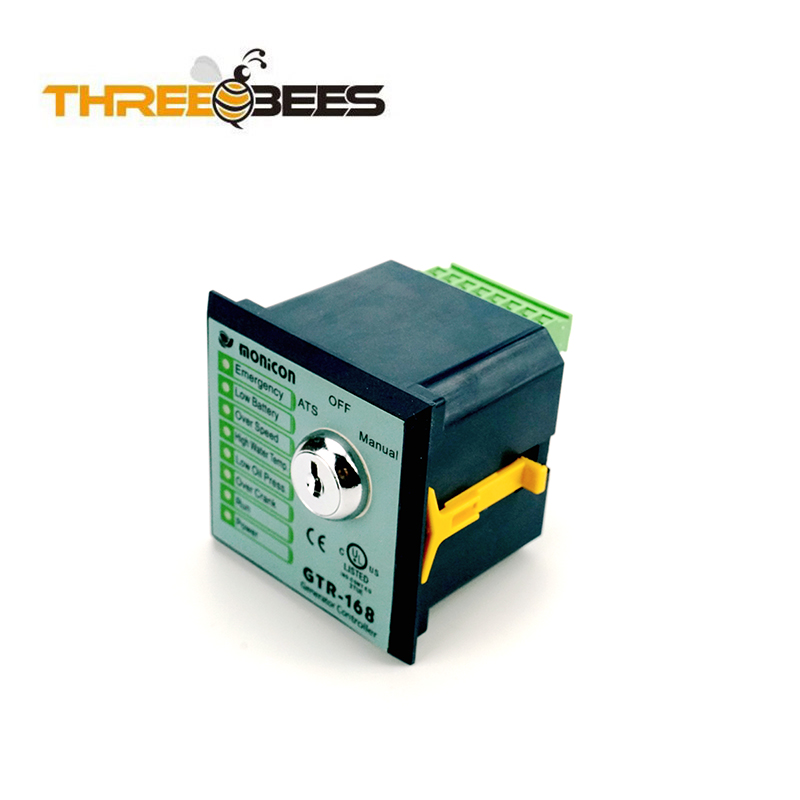 Robust Key Switch Panel control module GTR-168 For Generator