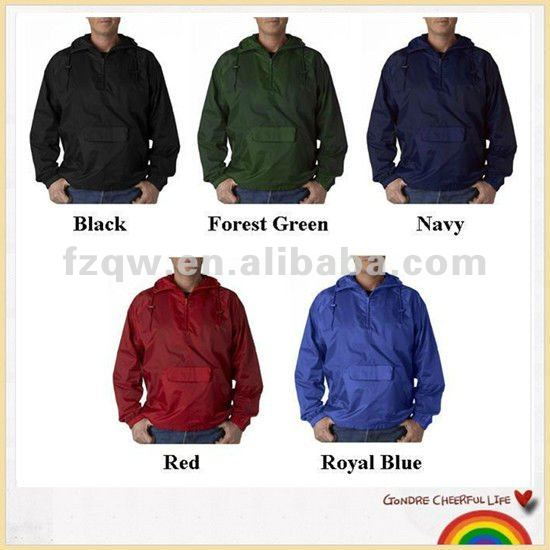Foldable Waterproof Jacket - Coat Nj