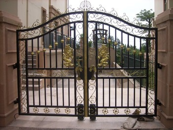 Wrought Iron Door Main Gate Gate Grill Design Buy Superior Villa