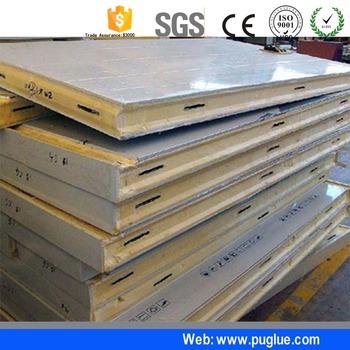 Poluerethane Glue Insulation Polyol Tdi Foam Board For Cool Room