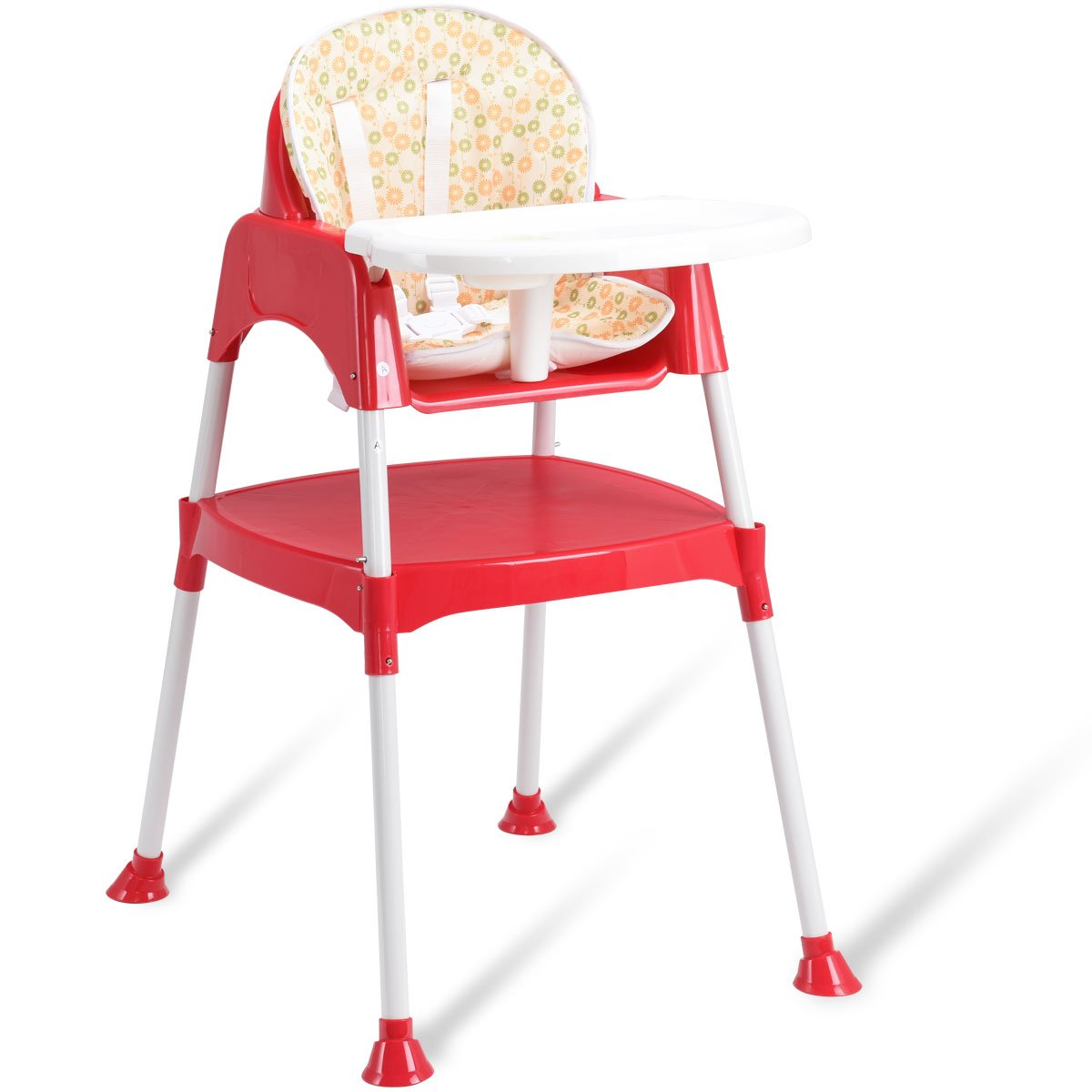 3a08c4461d0 Get Quotations · Costzon Convertible High Chair