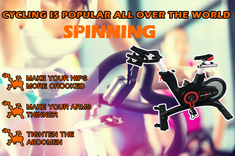 Wholesale gym bicycle fitness comercial exercise spining bike
