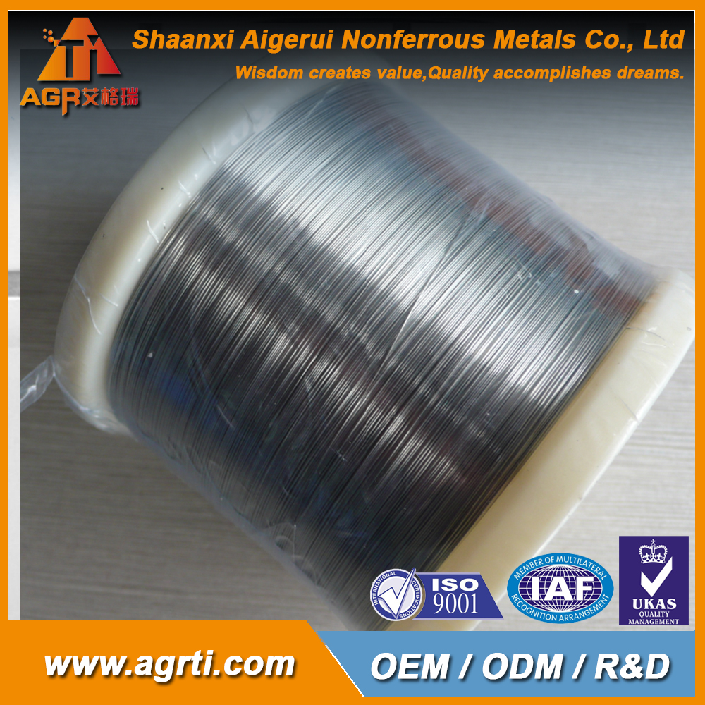 0.025 mm Nickel Wire High Quanlity And Hot Sell