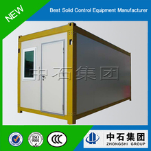 40ft drilling crew mobile camp/prefabricated house