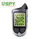 SPY rechargeable remote 2 way car alarm, car alarm system latest functions setting, handy arming and monitoring