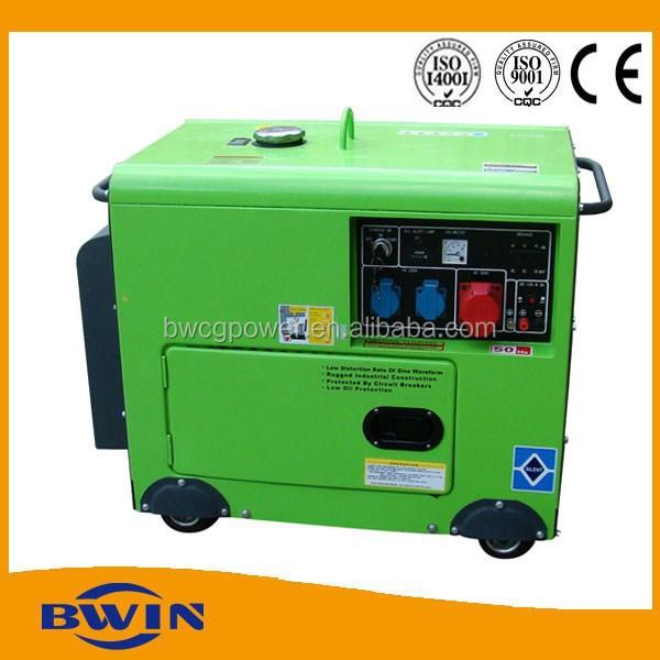 Diesel 5kw generador electrico generadores di sel - Generador electrico barato ...
