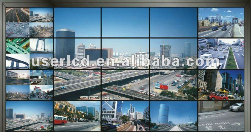 40 inch LCD video wall display with cheap price