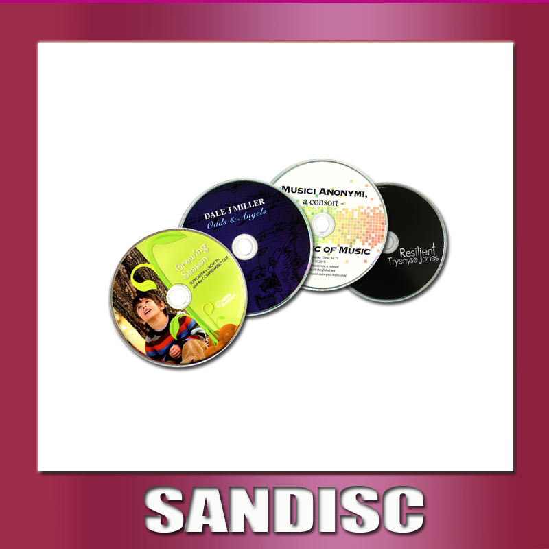 Africa music cd replication dvd+r recordable To USA