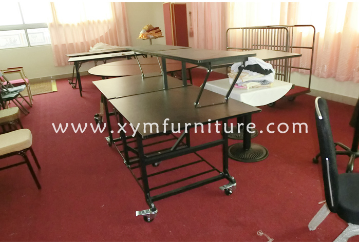 2017 New Style Folding High Quality Buffet Table