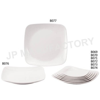 Catering use simple design dinnerware 7u0026quot; square melamine plates  sc 1 st  Alibaba & Catering Use Simple Design Dinnerware 7