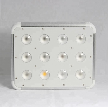 2018 COB led grow light 200w Full Spectrum 3500k color temperature with double switches