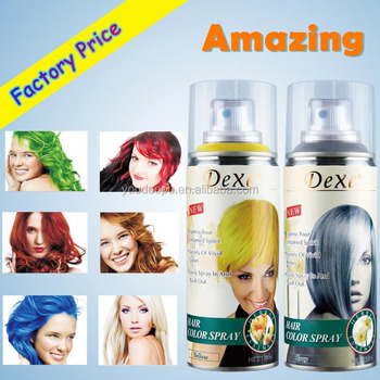Temporary Hair Dye Spray Most Hot Sale Gift Hair Color Product ...