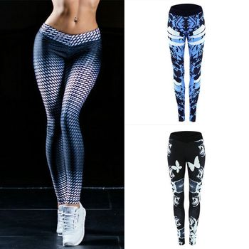 b19d0ceedff57 custom sublimation print sexy ladies fitness gym legging , women  compression yoga pants