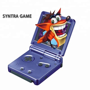 Factory Directly Cheap Sale 2.5 Inch Game Machine 8 Bit Handheld GB Station Game Player For Amusement