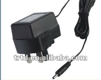 1.5W-3W BS Type AC to DC Linear Power Adapter