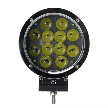 Top sell LED driving light 2018 For Offroad LED driving lights off road 7 inch 60W round
