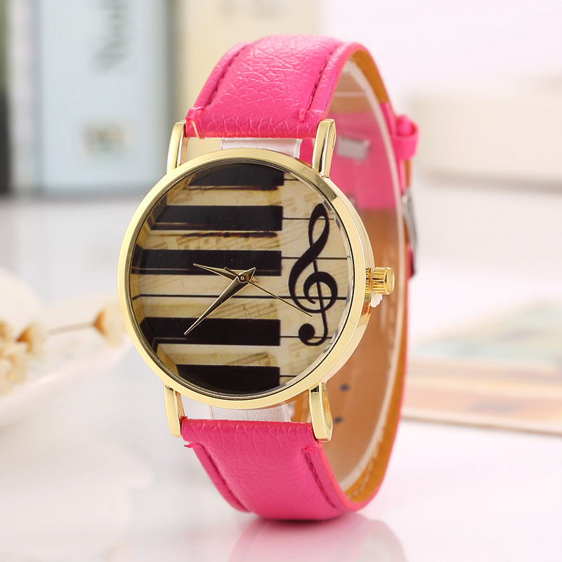 Simple Design Women Melody Watches Cheap Price Watch Custom Logo Leather Band Women Watch Ladies Clock 9 Colors Buy At The Price Of 1 13 In Alibaba Com Imall Com