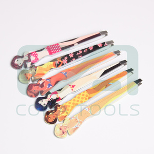 High quality custom best tweezers for chin hair