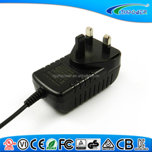 Indoor use 12 volt power transformer 12V 2A AC DC power adapter 24W