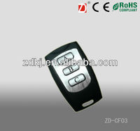 rolling code zoom camera with remote control ZD-CF03