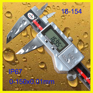 IP67 Waterproof Digital Caliper Mitutoyo digital caliper digital vernier caliper