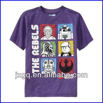 Custom Screen Printing T Shirt Kids T Shirt Printing T