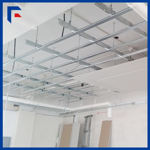 Building Materials Furring Channel Suspended Ceiling Parts