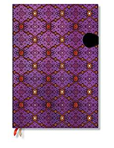 French Ornate Violet - Paperblanks 2015 Weekly Planner (Grande 8.25 x 11.75 Vertical)