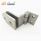 casting stainless steel wall to glass shower hinge china door hinge types