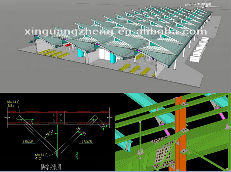 steel portable warehouse for sale
