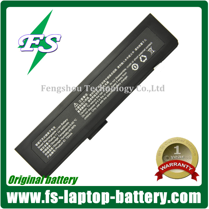 Brand New Original TS44A Laptop Battery Laptop for Haier TS44A T66 S650 S650A S650N A20 Laptop batteries