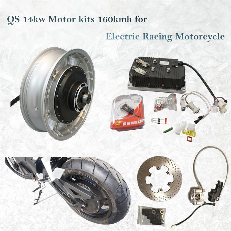 qs w v kw de kph pico hub motor elctrico de la motocicleta kit
