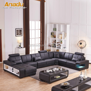 Astonishing New Model Secctional U Shape 8 Seater Living Room Genuine Leather Sofa Set Buy New Model Living Room Sofa Sectional U Shape 8 Seater Sofa Genuine Ocoug Best Dining Table And Chair Ideas Images Ocougorg