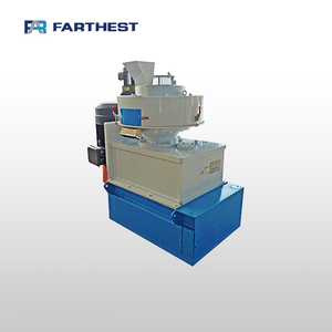 Hot Sale Biomass Pellets Making Machine For Timothy Hay