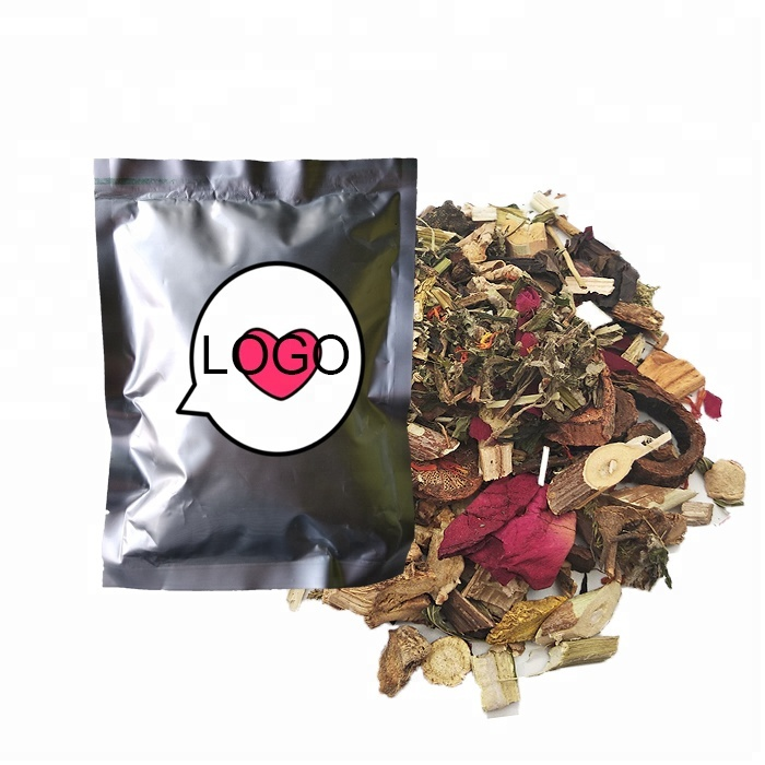 Yoni steam tea vaginal steaming herbs herbal medicine