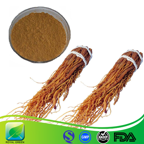 Pure korean red ginseng extract powder, Korean red ginseng root extract ,Korean ginseng