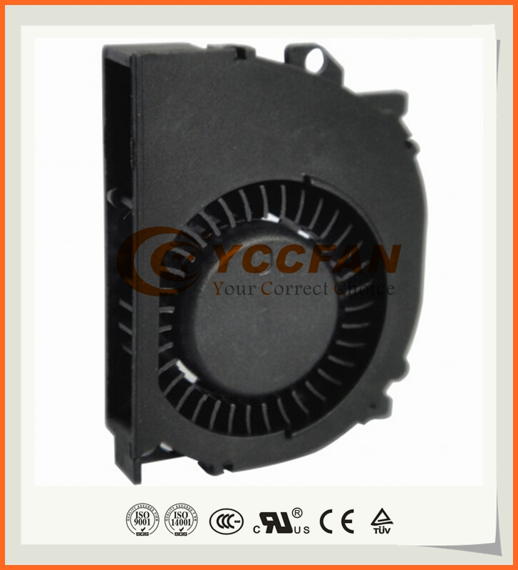 small dc blower 52x40x10mm 5vdc micro centrifugal blower fan