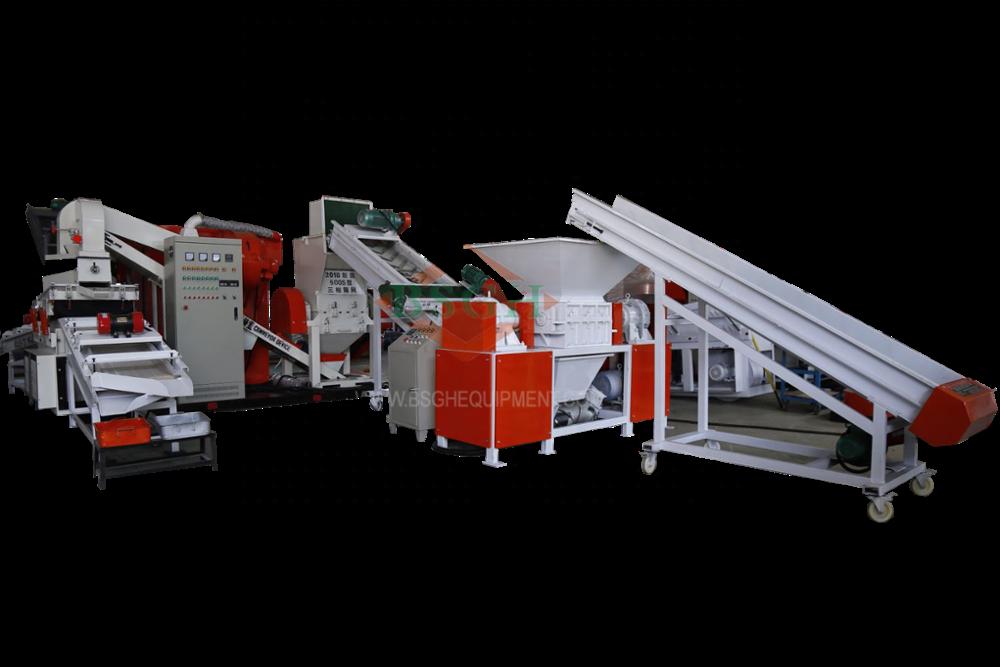 1/新製品電気廃棄物金属リサイクル植物スクラップ銅ケーブル造粒機メーカー