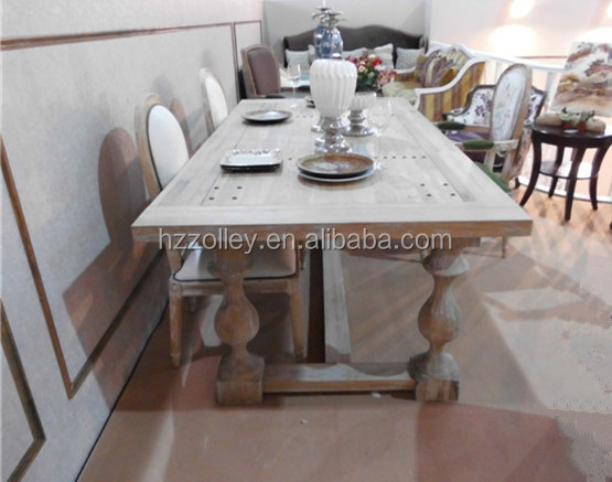 Wedding Furniture Wooden Dining Table
