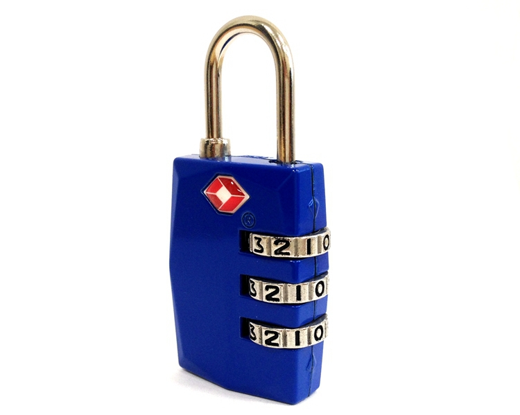 TSA Approved Luggage Combination PadLock