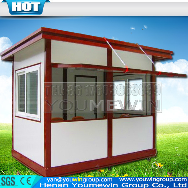 Portable Steel Houses : Easy build steel frame kit home prefab low cost