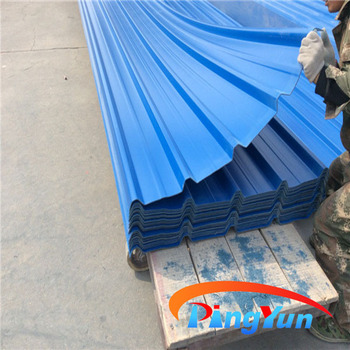 Pvc Corrugated Plastic Roofing Sheets Lightweight Roofing