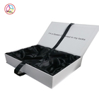 High quality eco custom made kraft paper foldable gift boxes wholesale