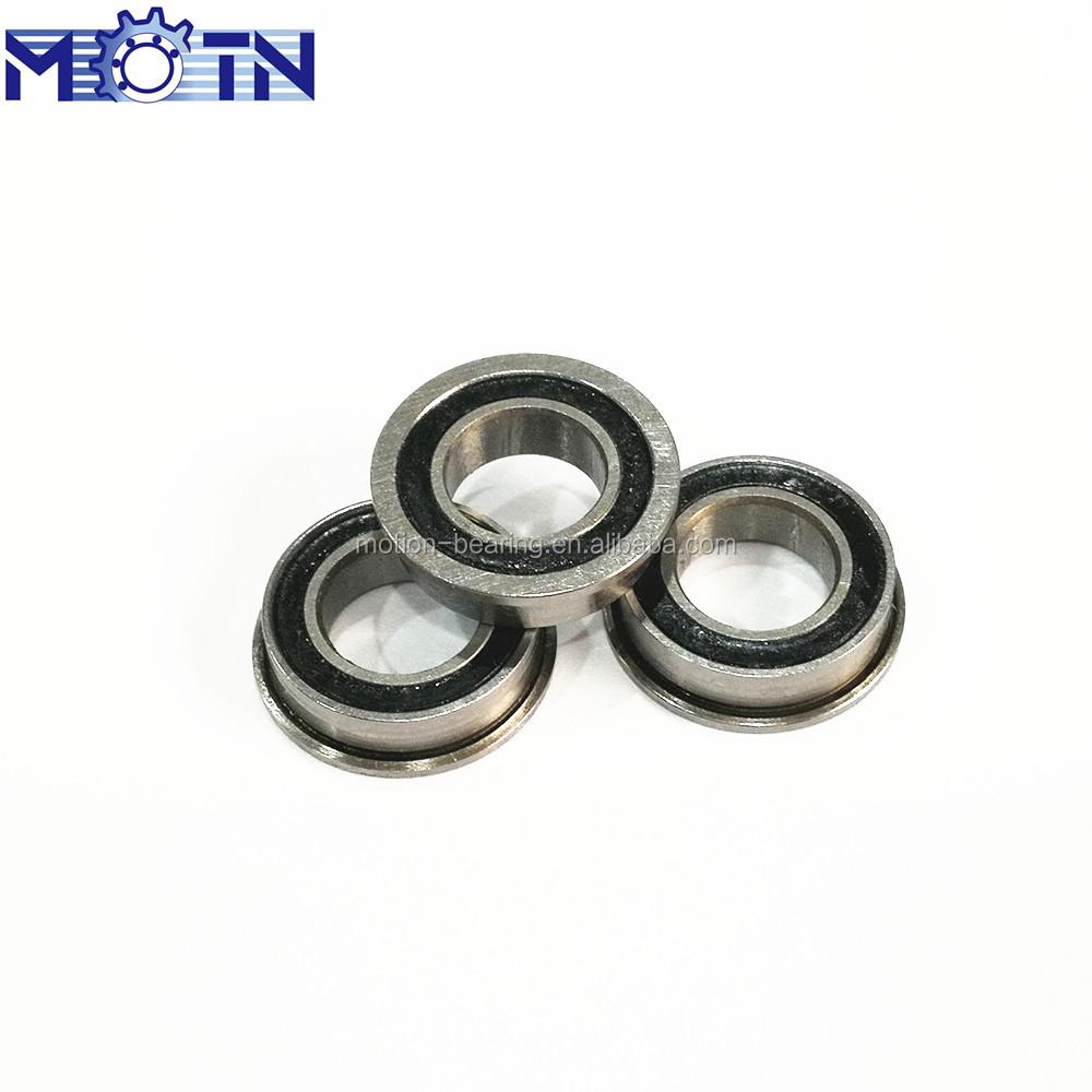 10Pcs 8*12*3.5mm Micro Steel Shielded Bearing Deep Groove Ball Bearing F6700-ZZ